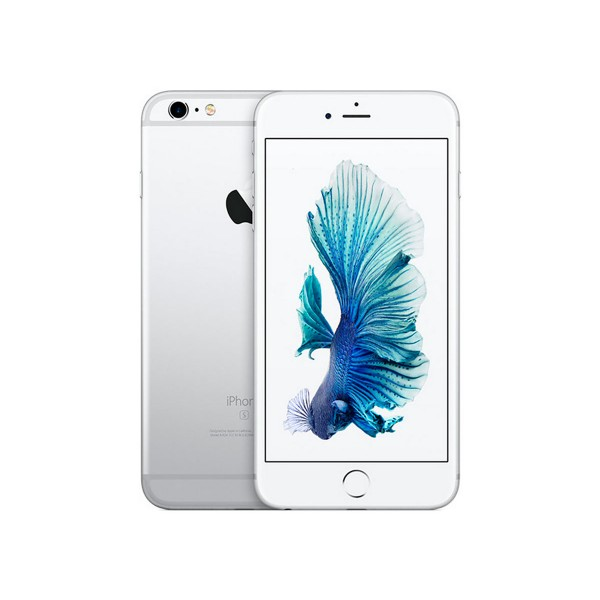 Apple iphone 6s 64gb plata reacondicionado cpo móvil 4g 4.7'' retina hd/2core/64gb/2gb ram/12mp/5mp