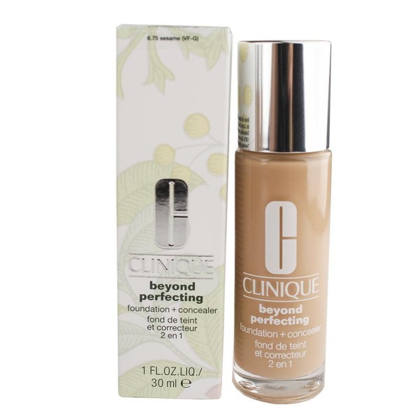 Clinique beyond perfecting foundation + concealer 08 golden neutral