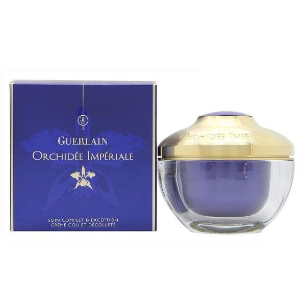 Guerlain orchidee imperiale crema cuello tarro tarro 75ml