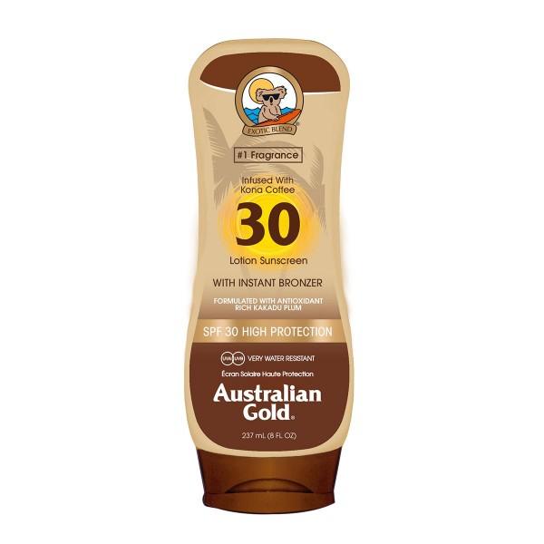 Australian gold bronzer locion spf30 237ml