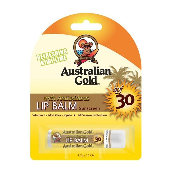 Australian gold antioxidants lip balm spf30 4 2gr
