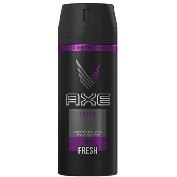 Axe deodorant Excite 48h Fresh 150 ml