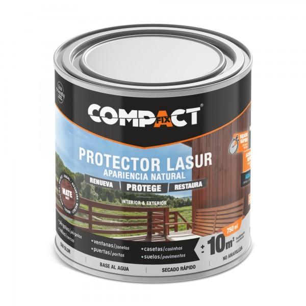 Lasur protector mate 750ml roble