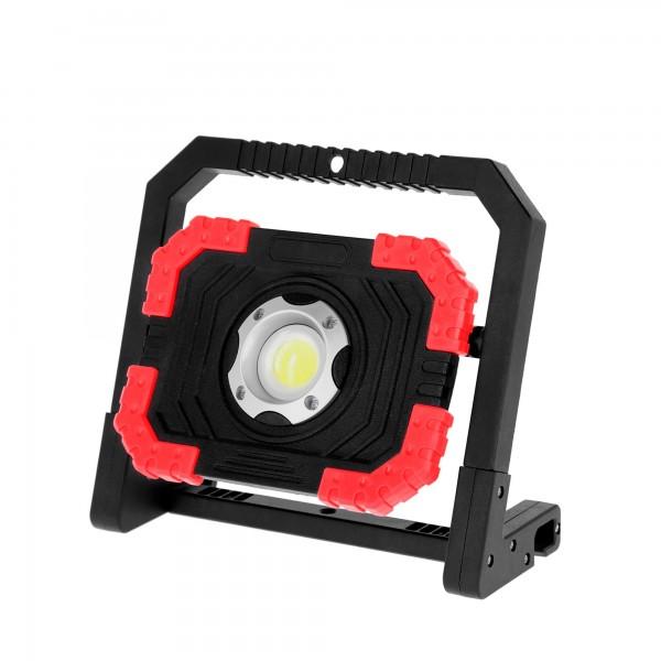 Proyector led cob soporte 10w korpass
