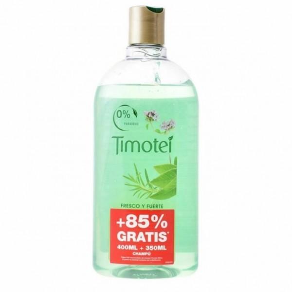 TIMOTEI Fresco y Fuerte te verde 750 ml