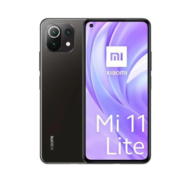 "Xiaomi mi note 11 lite negro 8-core/6gb/128gb/6.55"" amoled fhd+/dual sim"